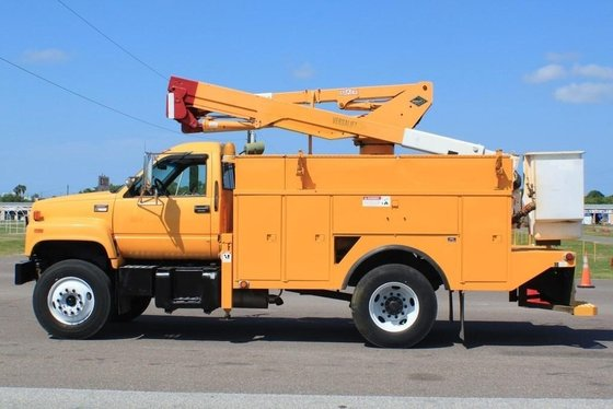 2001 GMC C7500 Bucket truck