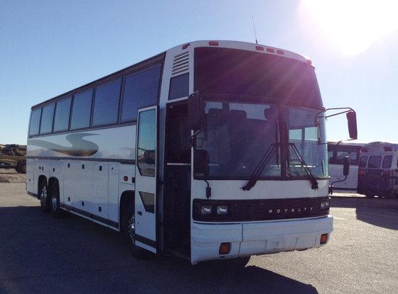 1995 Setra Motor Coach Bus In Kearney Ne Usa