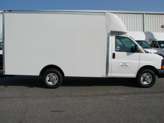 2016 CHEVROLET EXPRESS G3500 BOX