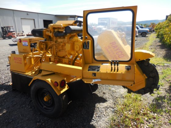 1997 Rayco RG1672DXH Stump Grinder in Central Point, OR, USA