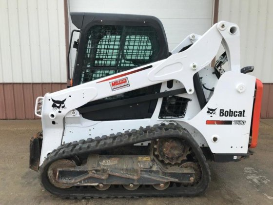 2016 Bobcat® T590 in Prairie du Sac, WI, USA