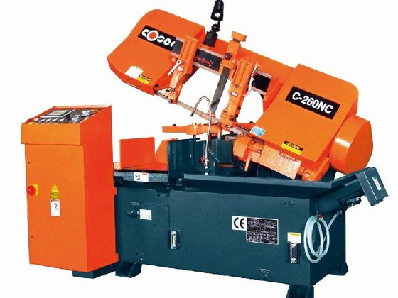 2016 Cosen Fully Automatic Bandsaw