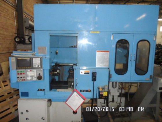 Takahashi (Microstar) CNC Gantry Lathe,