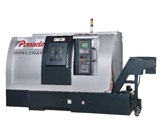 2016 Pinnacle CNC lathe, Model-