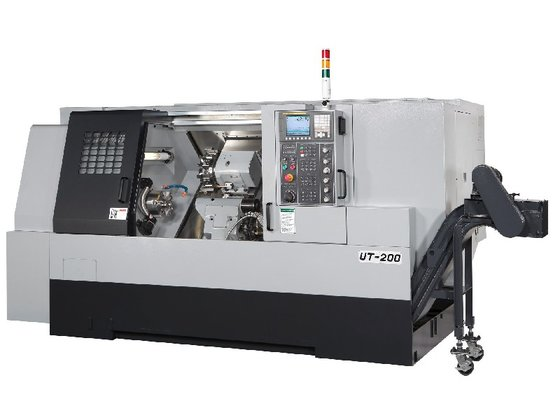 Accuway CNC lathe UL-15 in