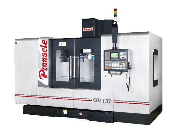 2014 Pinnacle QV-137 Fanuc Control