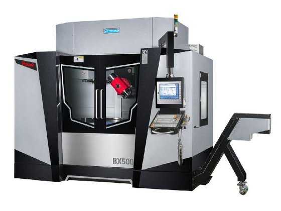 Pinnacle BX-500 Fagor Control 5-Axis