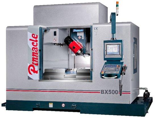 2014 Pinnacle BX-500A Fanuc Control