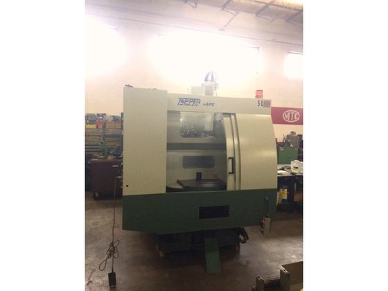 2000 Topper(Tong-Tai) TMV-510T+APC CNC Drilling