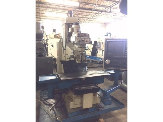 Mighty Comet CNC Milling Machine,