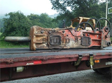 NPK GH18 Hammer/Breaker - Hydraulic