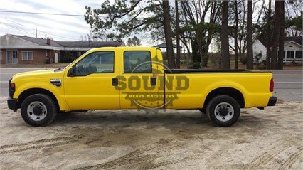 2008 FORD F350 SD in