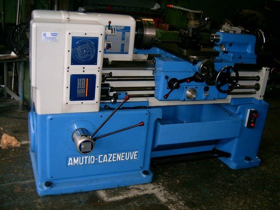 lathe amutio cazeneuve hb500 of 750 rebuilt in san sebasti n spain rh machinio com