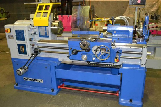 lathe amutio cazeneuve hb500 of 1000 rebuilt in san sebasti n spain rh machinio com
