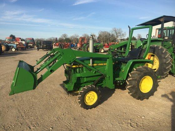 john deere 770 tractor hydraulics