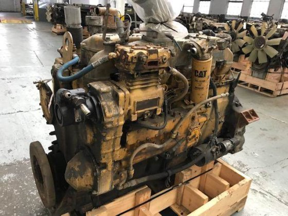 Cat 3406b Front Cover Removal