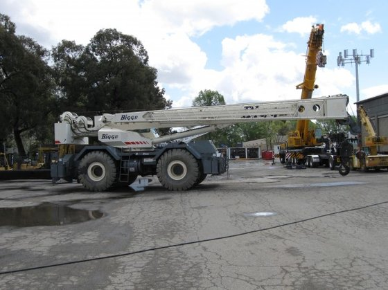 2004 Terex RT1000 in Houston,