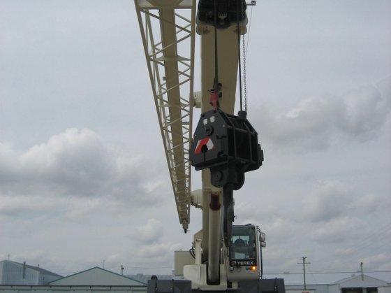 2016 Terex RT780 in Houston,