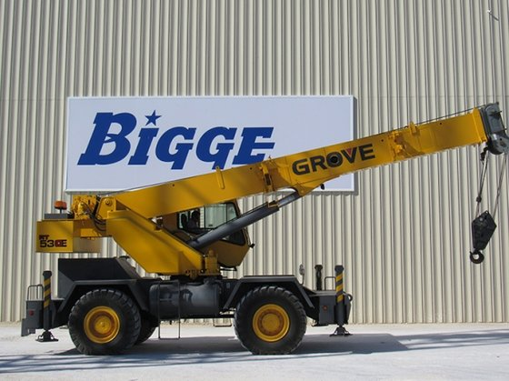 2006 Grove RT530E in Houston,