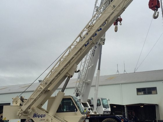 1998 Terex RT335 in Houston,