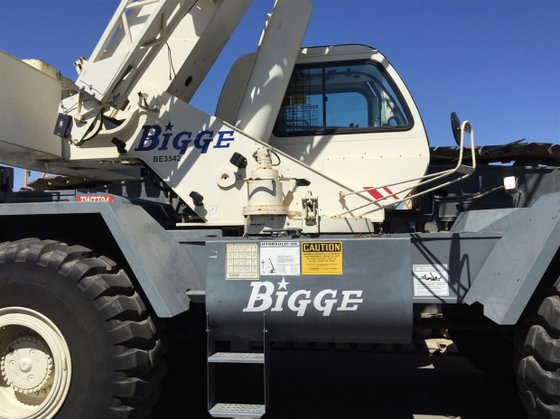 2005 Terex RT335-1 in Houston,