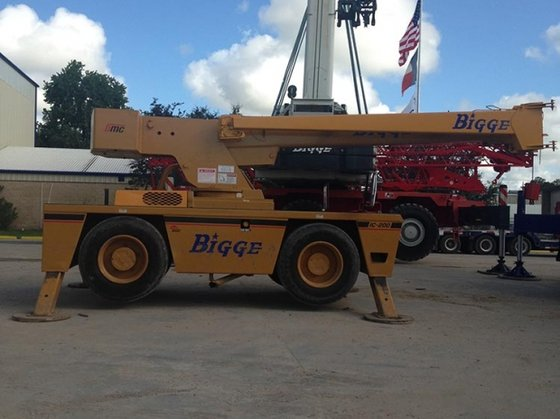 1999 Broderson IC200-2C in Houston,