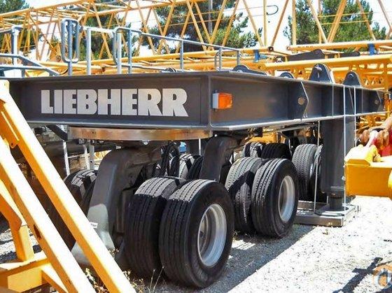 2009 Liebherr LR1300 Wagon in