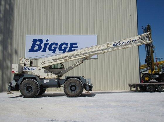 2008 Terex RT555 in Houston,