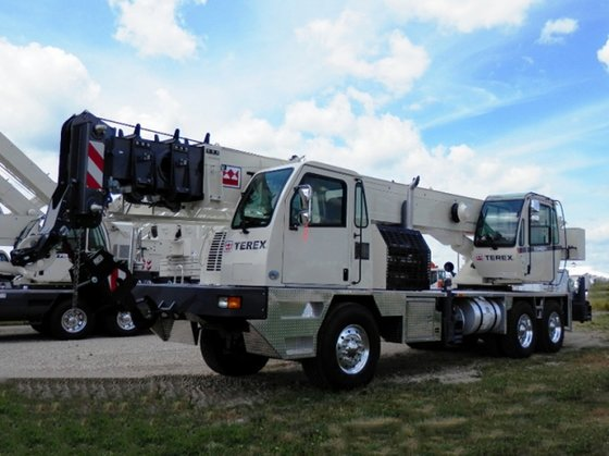 2016 Terex T340-1 in Houston,