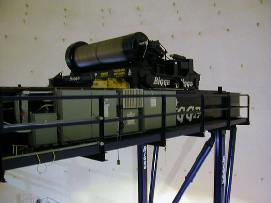 2001 Ederer X-SAM trolley in
