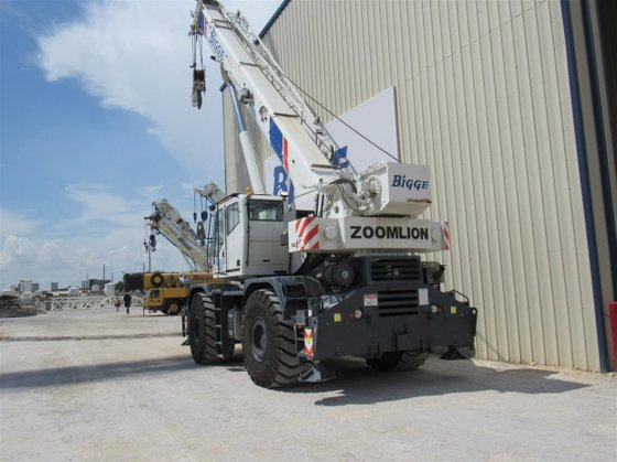 2013 Zoomlion RT80 in Houston,