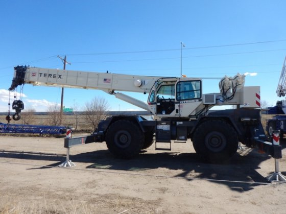 2006 Terex RT555 in Houston,