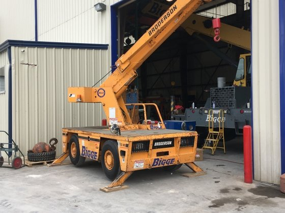 2005 Broderson IC80 in Houston,