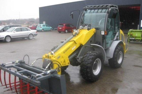 2012 Kramer 750T Compact loader