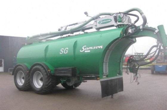 2014 Samson SG 23 pump