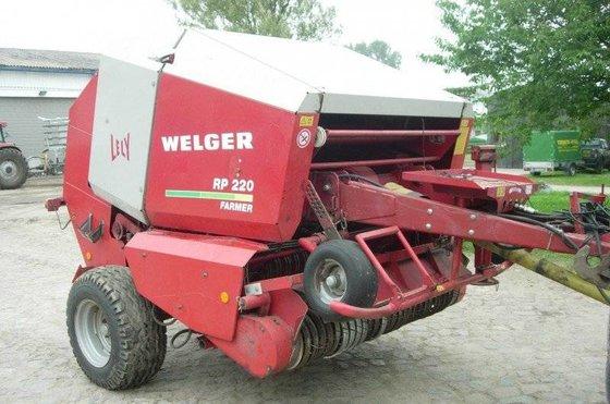 2000 Welger RP 220 Farmer