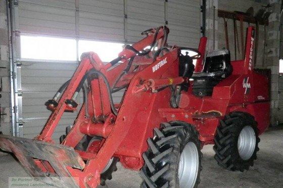 2000 Weidemann 1370 Wheel loader