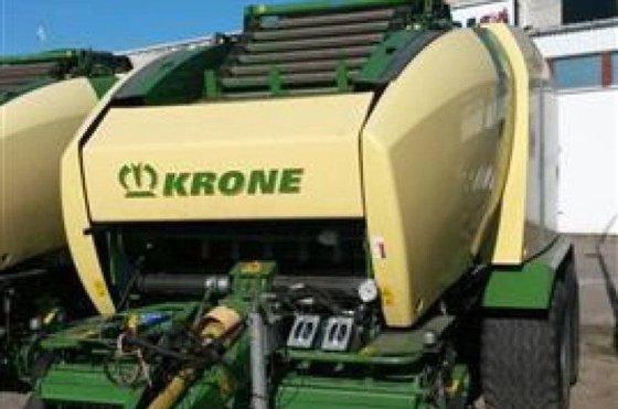 2009 Krone COMPRIMA CV150XC in