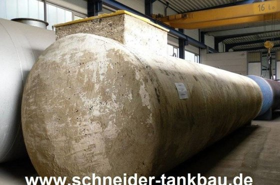 Behälter Tank Lagertank Erdtank Wassertank