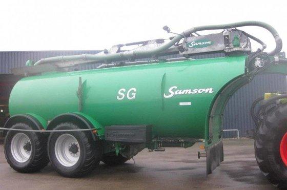 2012 Samson SG 23 pump