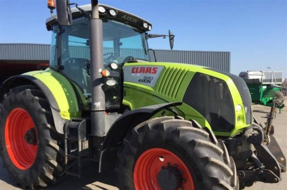 2011 CLAAS AXION 840 CMATIC