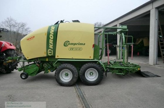2011 Krone Comprima CV 150