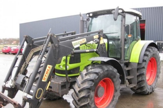 2006 CLAAS ARES 697 Tractor