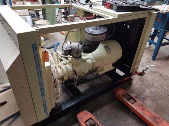 Ingersoll Rand RS11 screw compressor in Johannesburg
