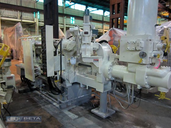 350 Ton Toshiba DC 350 CL II Cold Chamber Die Casting