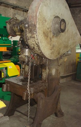FEDERAL 45 TON OBI PUNCH PRESS in Miami, FL, USA
