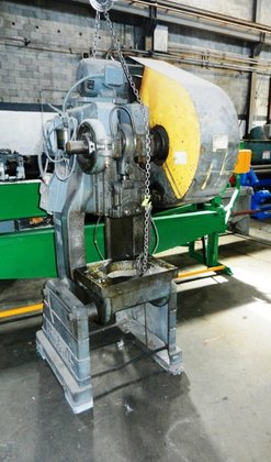 ROUSSELLE 25 TON MECH  O B I  PUNCH PRESS # 1 in