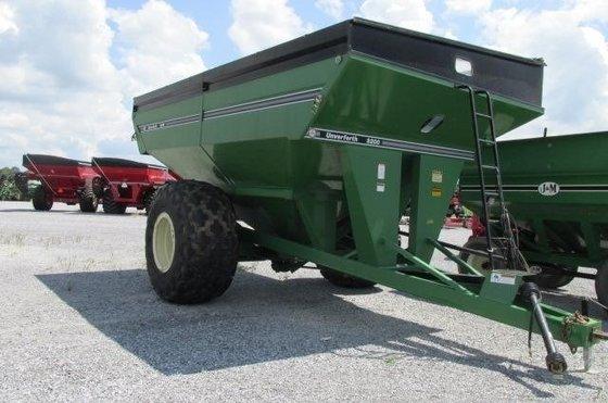 2002 Unverferth 9200 Grain Cart