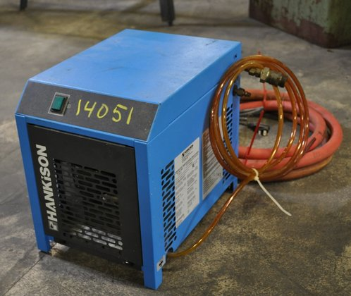 HANKINSON HPR-15 5 HP COMPRESSED