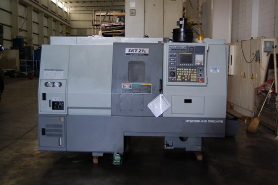 14080 2005 SKT21L HYUNDAI-KIA CNC